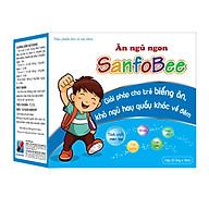 Ăn ngủ ngon Sanfobee - Giải pháp cho trẻ biếng ăn, khó ngủ, hay quấy khóc về đêm thumbnail