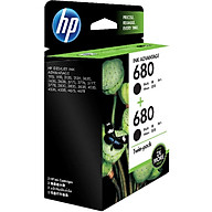 Set Mực Máy In HP 680 X4E79AA Đen (0.13kg) thumbnail