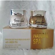 Kem ngăn ngừa nám Green tea 20g (ngày+đêm) thumbnail
