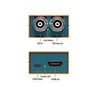 Bộ chuyển đổi Avmatrix Mini SC1112 (3G-SDI to HDMI Mini) Hàng Chính Hãng thumbnail
