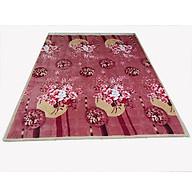 Thảm trải giường lông nỉ nhung kích thước 2m x 1,6m, có thể dùng làm thảm trải sàn thumbnail