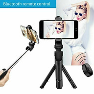 4 in 1 Wireless Bluetooth Selfie Stick Universal for IOS & Android thumbnail