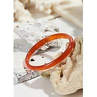 Vòng tay đá mã não đỏ mảnh mệnh hỏa thổ - Ngọc Qúy Gemstones thumbnail