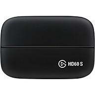 Thiết bị streaming Elgato Game Capture HD60 S - Hàng Chính Hãng thumbnail