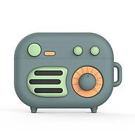 Bao Case Cho Airpods Pro Hình Radio Retro thumbnail