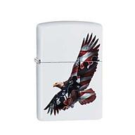 Bật Lửa Zippo Eagle White Matte Chính Hãng Usa thumbnail