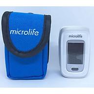 Máy SPO2 OXY200 chính hãng Microlife Thụy Sĩ dùng để đo nhịp tim và nồng độ oxy trong máu thumbnail