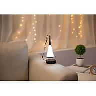 Đèn ngủ cảm ứng chạm kiêm loa nghe nhạc có Bluetooth (Tặng kèm quạt mini cắm cổng USB vỏ nhựa giao màu ngẫu nhiên) thumbnail