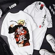 Áo thun Naruto ATT-01 Mẫu mới cực đẹp Áo Naruto Uzumaki màu trắng Unisex nam nữ, áo phông thoáng mát, co giãn tốt, thấm hút mồ hôi, có size bé cho trẻ em bé trai và bé gái 3D T-shirt white thumbnail