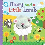 Little Me Mary Had a Little Lamb Finger Puppet Book thumbnail