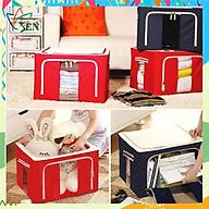 Tủ vải gia dụng đa tiện ích có khung thép chịu lực cao cấp cỡ lớn thumbnail
