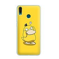 Ốp lưng Huawei Y9 2019 - 01143 7800 PSYDUCK03 - Silicone dẻo - Hàng Chính Hãng thumbnail