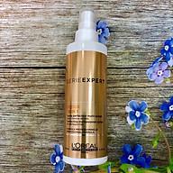 Xịt dưỡng tóc L oreal Serie Expert repair 10 in 1 spray đa năng phục hồi tóc khô hư tổn 190ml thumbnail