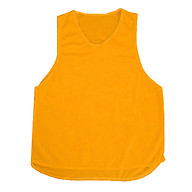 Áo Lưới Tập Bóng Đá - Tập Gym - Yoga 10 chiếc áo màu cam thumbnail