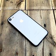 Ốp lưng viền dẻo đen cao cấp dành cho iPhone 7 iPhone 8 thumbnail