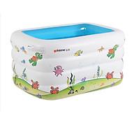 Bể bơi kiêm phao đỡ cổ cho trẻ em siêu tiện dụng thumbnail