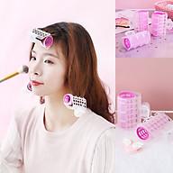Combo 3 kẹp phồng tóc tự dính, lô cuốn tóc xoăn tạo kiểu tóc Hàn Quốc KT30 thumbnail