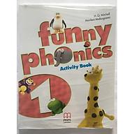 Funny Phonics 1 (Activity Book) + CD thumbnail