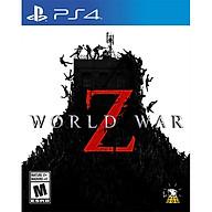 Đĩa game PS4 World War Z - Hàng Nhập Khẩu thumbnail