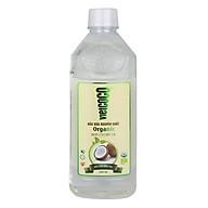 Dầu dừa nguyên chất Organic Vietcoco chai pet 250ml thumbnail