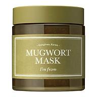 Mặt nạ ngải cứu làm dịu da sau mụn, da kích ứng I M FROM Mugwort Mask 110g thumbnail