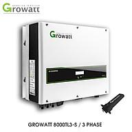 Inverter hòa lưới Growatt 8kw 1pha (8000TL3-S) - Hàng nhập khẩu thumbnail
