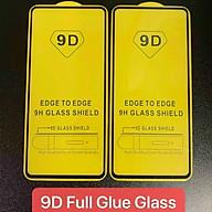 Cường lực 9D full keo, viền đen chống trầy xước va đập cho Samsung Galaxy A72 - Hàng Chính Hãng thumbnail