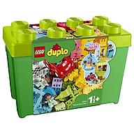 Mô hình đồ chơi lắp ráp LEGO DUPLO Thu ng Ga ch Duplo Sa ng Ta o 10914 ( 85 Chi tiết ) thumbnail