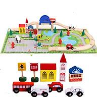 Bộ Lắp Ghép Hình Giao Thông Cho Bé - GH39 thumbnail