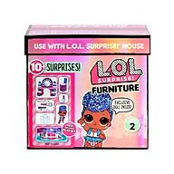 Đồ chơi Búp bê LOL SURPRISE Hộp phụ kiện bất ngờ LOL- Phòng trang điểm của búp bê Ind Qn 564942E7C 561736XX1E7C thumbnail