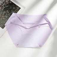 Quần lót nữ thun lạnh su đúc mềm mại không đường may, trẻ trung hấp dẫn, mặc trong váy dễ thương - Mã AQL001 thumbnail