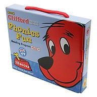 Clifford Phonics Fun Pack 5 thumbnail