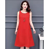 Váy bầu đẹp màu đỏ DN19072802 thumbnail