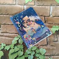 Sổ Tay 70 Trang Kim Tuyến Nước Kích Thước (11cm x 14cm) - Thiếu Nữ thumbnail