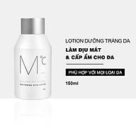 Lotion dưỡng trắng dành cho nam MdoC Whitening Skin+Lotion 150ml JN-MLT02 thumbnail