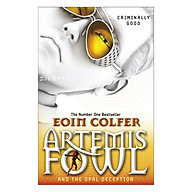Artemis Fowl And The Opal Deception (Book 4 of 8 in the Artemis Fowl Series) thumbnail