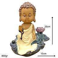 Tượng Phật Thác Khói Trầm Nụ thumbnail