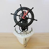 Đồng hồ đặt bàn hình con tàu thumbnail