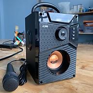 Loa bluetooth karaoke Công Suất Lớn Haoyes A300, Dòng sản phẩm loa di động + Tặng kèm micro hát mọi lúc mọi nơi Hàng chính hãng thumbnail
