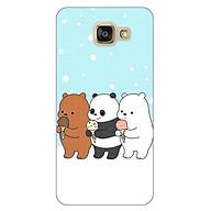 Ốp lưng dẻo cho Samsung Galaxy A5 2016 _Panda 03 thumbnail