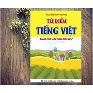 Từ Điển Tiếng Việt Dành Cho Học Sinh Tiểu Học thumbnail