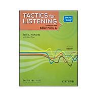 Tactics For Listening 3E Basic Pack A thumbnail