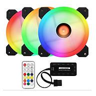 Bộ 3 Fan case RGB thumbnail