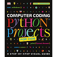 Computer Coding Python Projects for Kids A Step-by-Step Visual Guide thumbnail