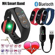 Band 4 Smart Wristband Fitness Bracelet Heart Rate Monitor Activity Tracker Smart Band Sport Watch for IOS Xiaomi PK Mi Band 4 thumbnail