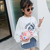 Túi xách hình kẹo cực xinh cho bé gái (KÈM VIDEO) thumbnail