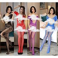Che Tên Đồ Ngủ Lưới Xuyên Thấu Khoét Đáy Cosplay Sexy Bodystocking Erotic Lingerie Nightwear Brave Man BCS21 06 8012 thumbnail