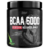 BCAA 6000 Hỗ Trợ Phục Hồi Cơ Bắp và Tăng trưởng 30 Liều Dùng thumbnail