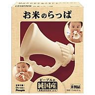 Đồ chơi cho bé sơ sinh 7 tháng tuổi Dòng sản phẩm Gạo từ PEOPLE Nhật Bản KM017 thumbnail