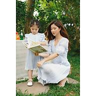 Váy đôi Mẹ và Bé - Mabel Set - Xanh Pastel thumbnail